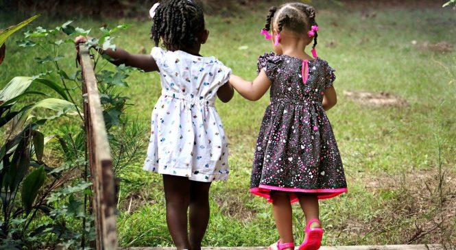 Детски сандали – най-удобните обувки