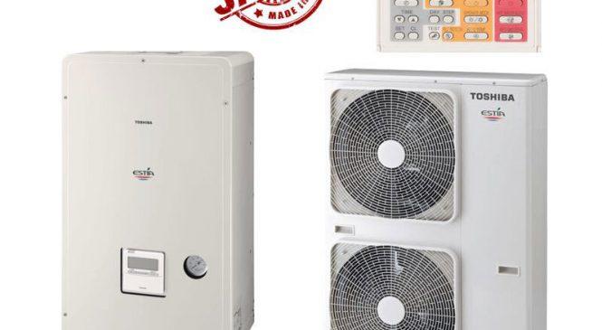 Термопомпи за отопление и охлаждане – за да бъде дома ви енергийно ориентиран