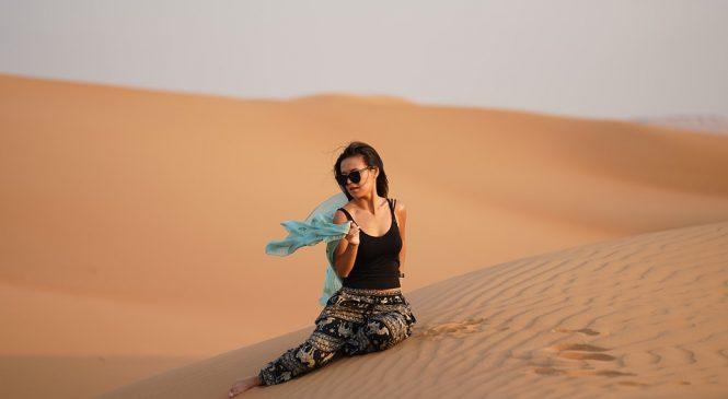 Върхът на арабската цивилизация те кани да посрещнеш 2021 в Дубай