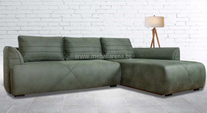 Мебели Арена холни ъглови дивани