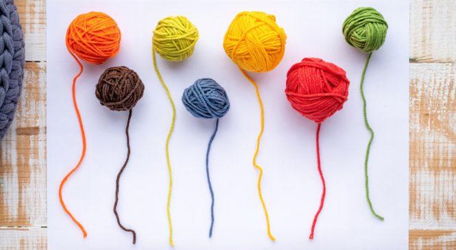 Как да избера прежда за първото ми плетиво?