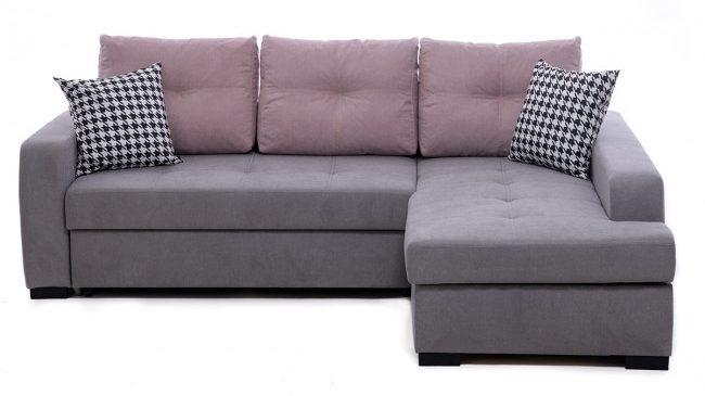 Подменете старата си мека мебел с модерна в ъглова форма